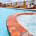 Swimming pool at Holiday Inn Express Hotel & Suites Glen Rose
