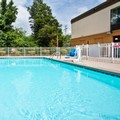 Swimming pool at Holiday Inn Express Hotel & Suites Kimball