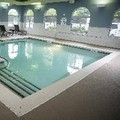 Swimming pool at Holiday Inn Express Hotel & Suites Lexington Downt