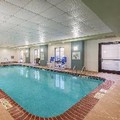 Swimming pool at Holiday Inn Express Hotel & Suites Louisville East