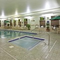 Swimming pool at Holiday Inn Express Hotel & Suites Marion Oh