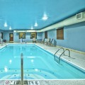 Swimming pool at Holiday Inn Express Hotel & Suites Marysville