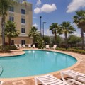 Swimming pool at Holiday Inn Express Hotel & Suites New Tampa