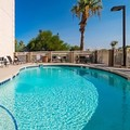 Swimming pool at Holiday Inn Express Hotel & Suites Peoria North Gl