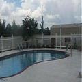 Swimming pool at Holiday Inn Express Hotel & Suites Sebring