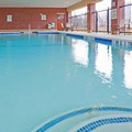 Swimming pool at Holiday Inn Express Hotel & Suites Stephenville