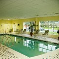 Swimming pool at Holiday Inn Express Hotel & Suites Watertown Thousand Island