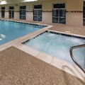 Swimming pool at Holiday Inn Express Hotel & Suites Weatherford