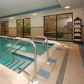 Swimming pool at Holiday Inn Express Hotel & Suites West Chester
