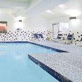 Swimming pool at Holiday Inn Express Hotel Wenatchee Wa