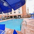 Swimming pool at Holiday Inn Express Hotels & Suites