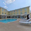 Swimming pool at Holiday Inn Express Houston Nw