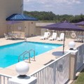 Swimming pool at Holiday Inn Express Inn & Suites