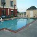 Swimming pool at Holiday Inn Express Irondale