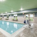 Swimming pool at Holiday Inn Express Jasper Indiana
