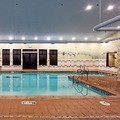Swimming pool at Holiday Inn Express Kalispell