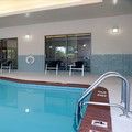 Swimming pool at Holiday Inn Express Leland / Wilmington Area