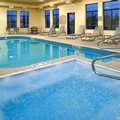 Swimming pool at Holiday Inn Express Logan