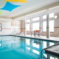 Swimming pool at Holiday Inn Express Moline Quad Cities