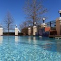 Swimming pool at Holiday Inn Express North Tyler