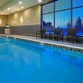 Swimming pool at Holiday Inn Express North York (Newly Renovated)