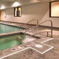 Swimming pool at Holiday Inn Express Overland Park Ks