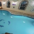 Swimming pool at Holiday Inn Express Pampa Texas