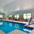 Swimming pool at Holiday Inn Express Pelham