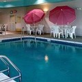 Swimming pool at Holiday Inn Express Pella
