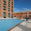 Swimming pool at Holiday Inn Express Pensacola Downtown