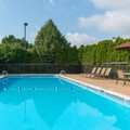 Swimming pool at Holiday Inn Express Philadelphia Ne Bensalem