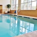 Swimming pool at Holiday Inn Express Pinetop