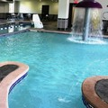Swimming pool at Holiday Inn Express Polaris Parkway