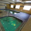 Swimming pool at Holiday Inn Express Portland East Troutdale
