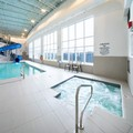Swimming pool at Holiday Inn Express – Red Deer North