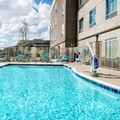 Swimming pool at Holiday Inn Express Round Rock South