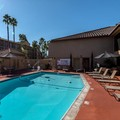 Swimming pool at Holiday Inn Express San Diego Rancho Bernardo