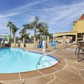 Swimming pool at Holiday Inn Express San Diego South National City