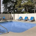 Swimming pool at Holiday Inn Express Saugus Logan Airport