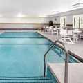 Swimming pool at Holiday Inn Express Sheboygan