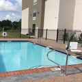 Swimming pool at Holiday Inn Express Slidell