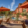 Swimming pool at Holiday Inn Express / Springdale Zion Park