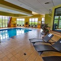 Swimming pool at Holiday Inn Express St. Jean Sur Richelieu