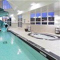 Swimming pool at Holiday Inn Express Stellarton New Glasgow