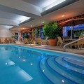 Swimming pool at Holiday Inn Express & Suites