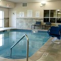 Swimming pool at Holiday Inn Express & Suites Ankeny Des Moines