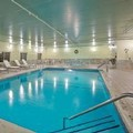 Swimming pool at Holiday Inn Express & Suites Ann Arbor