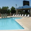 Swimming pool at Holiday Inn Express & Suites Asheville Sw Outlet Center Area