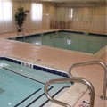 Swimming pool at Holiday Inn Express & Suites Ashland