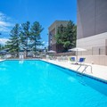 Swimming pool at Holiday Inn Express & Suites Augusta West Ft. Gordon Area